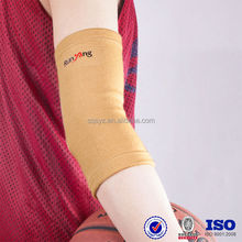 Breathable Tennis Elastic Elbow Pads protector support China Manufacturer