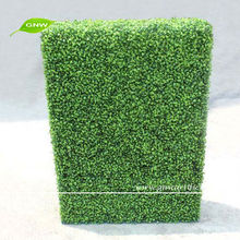 Plastic Green Grass Artificial Boxwood Hedge Wall/ Fence/Garden Decoration Wholesale Price