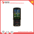 Android OS Touch Screen Handheld Industrial Pda With RFID And Optional Barcode Scanner