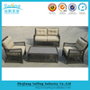 Hot Sale Uv-Resistant Synthetic Rattan Antique French Provincial Luxury Living Room Furniture