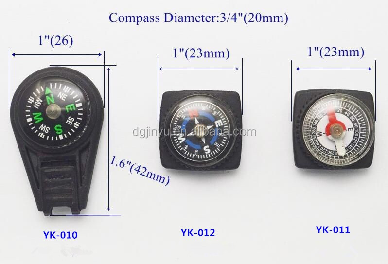 20mm compass for bag wholesale