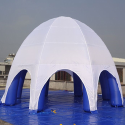 Hot selling clear bubble inflatable tent for event camping tent for party