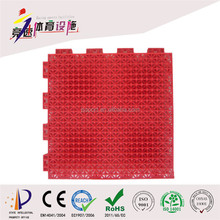 China best quality Anti-slip kindergarten PP flooring material