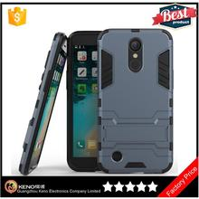 Hot New releases Hot selling wholesale Kickstand phone case For LG K10 2017 / LV 5 /K20 Plus