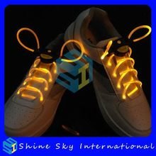 Fashionable Latest Glowing Twisted Shoelace