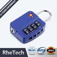 Wholesale High Quality Custom Motorcycle Alarm Padlock