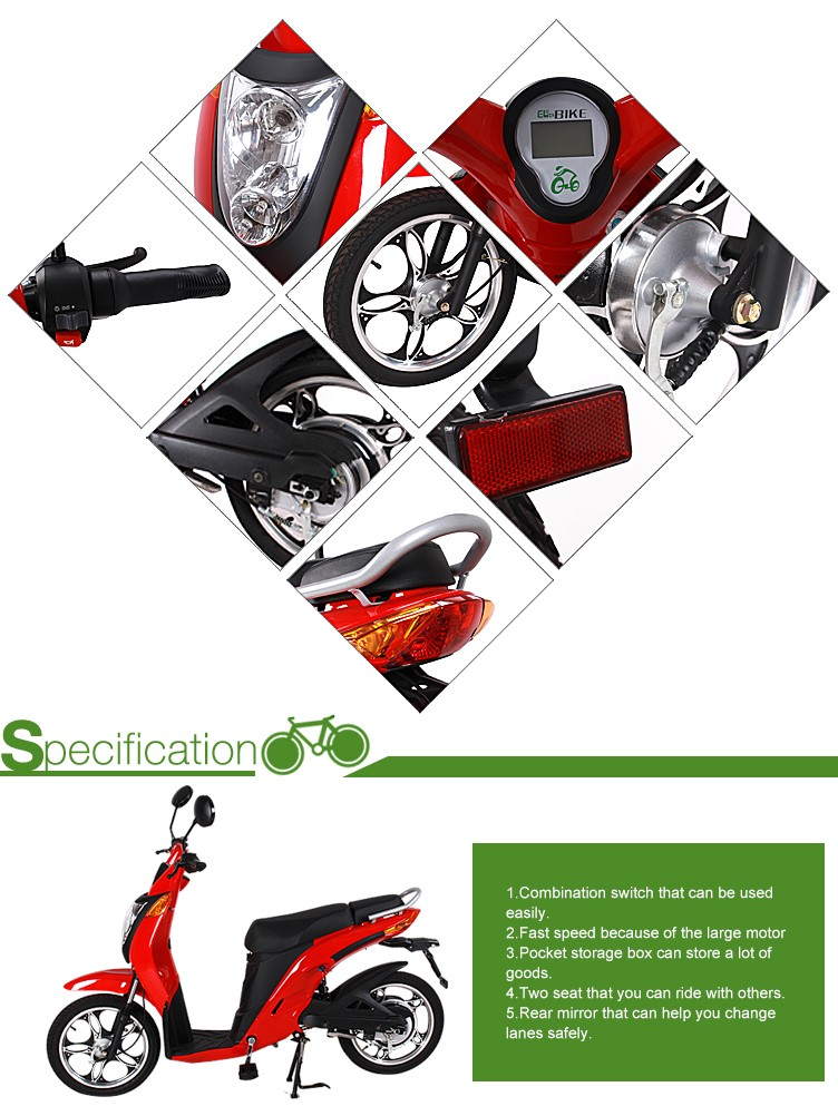 windstorm 500W E scooter
