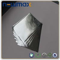 A4 Size Aluminium Foil Self Adhesive Sticker Paper in Sheets