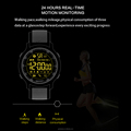 Smart Watch EX18 Xwatch Sports Bluetooth 4.0 5ATM Waterproof IP67 Smartwatch Wristband Stopwatch Alarm Clock LONG TIME STANDBY