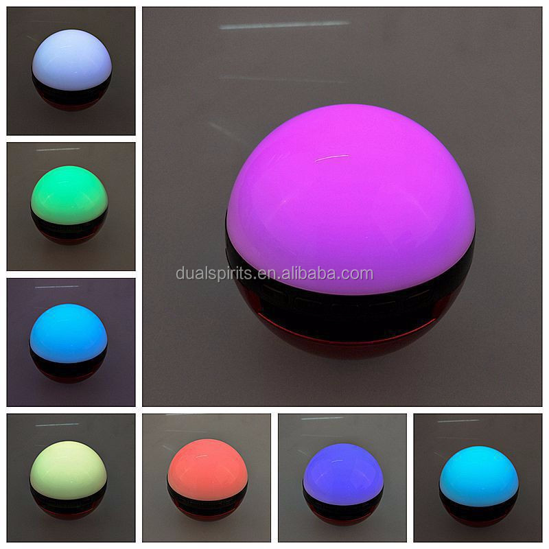 Best Christmas Gift LED Pokemon Go Ball shape Bluetooth Speaker supplier