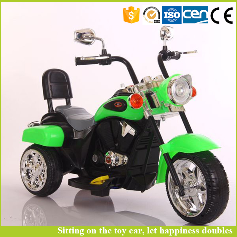 Baby toys musical kids electric car child 3 wheel motorcycle from china factory