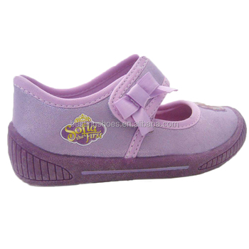 High Quality Soft Bottom Baby Girls Loafer Casual Sport School Shoes