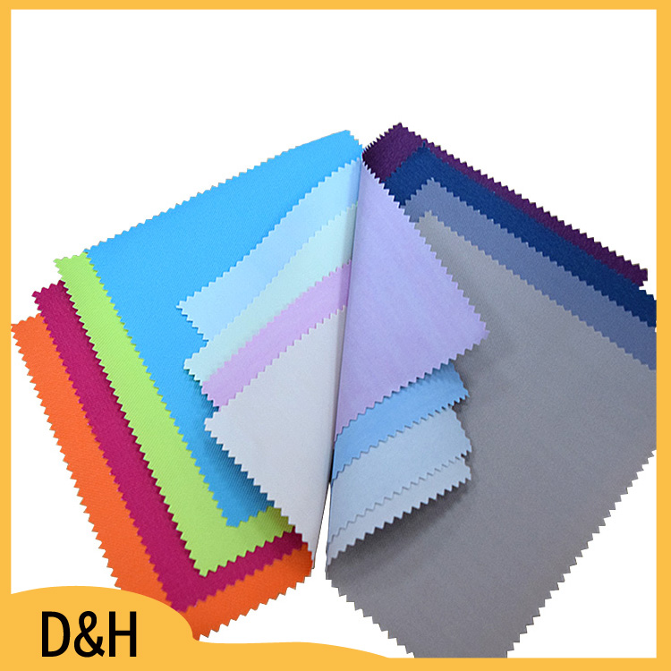 600d waterproof pvc coated oxford fabric for bag tent