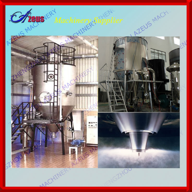 Professional instant coffee spray dryer/spray drying equipment in other food processing machinery0086-15803992903