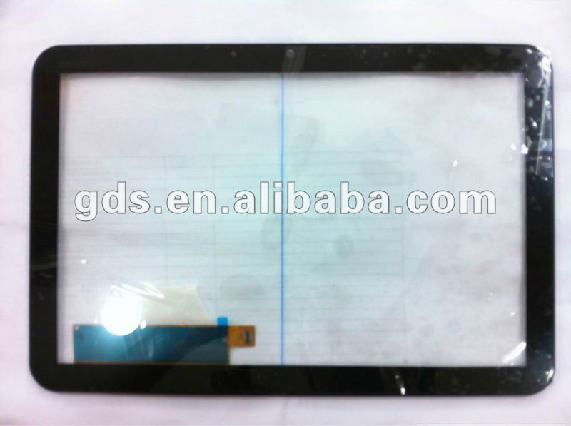 Tablet PC touch screen for motorola Zoom ZX600