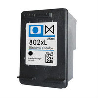 ink cartridge for hp 802 for Deskjet 1000/1050/2000/2050/J110a/J410a/J210a/J510a