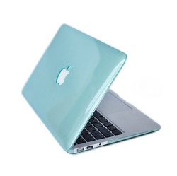 transparent plastic case for Macbook air 12inch, PC case for Macbook pro 13,15
