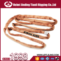 Chinese Supplier 40ton Round Sling With