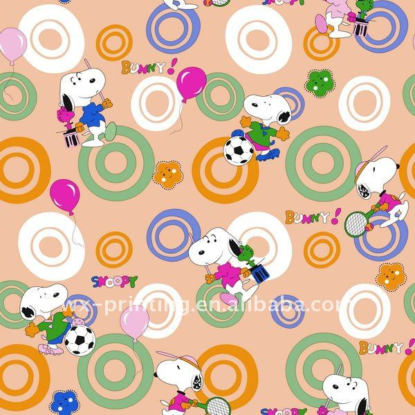 cartoon poly table cloth design paper baby animal baby dog .