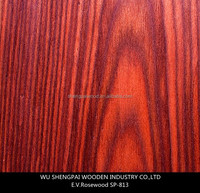 hot sale 0.5mm 1mm thickness colored rosewood timber engineered wood veneer for furniture ,door,flooring