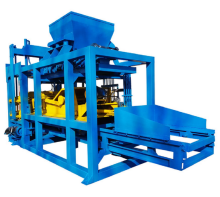 Hot selling 8-15 full automatic block making manufacture gypsum hollow blocks portable brick machine
