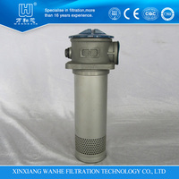 High Oil Filter Elements for Pressure Pump System