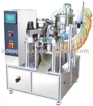 ZPZD-1200Doy-pack Pouch Automatic Filling and Capping Machine