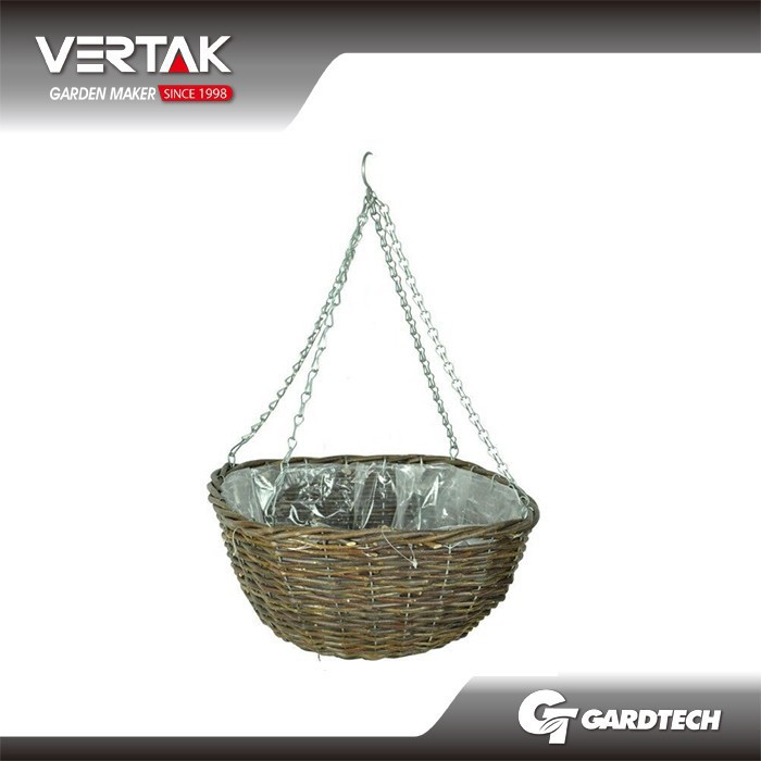 ERP management fashion design cone shaped hanging baskets