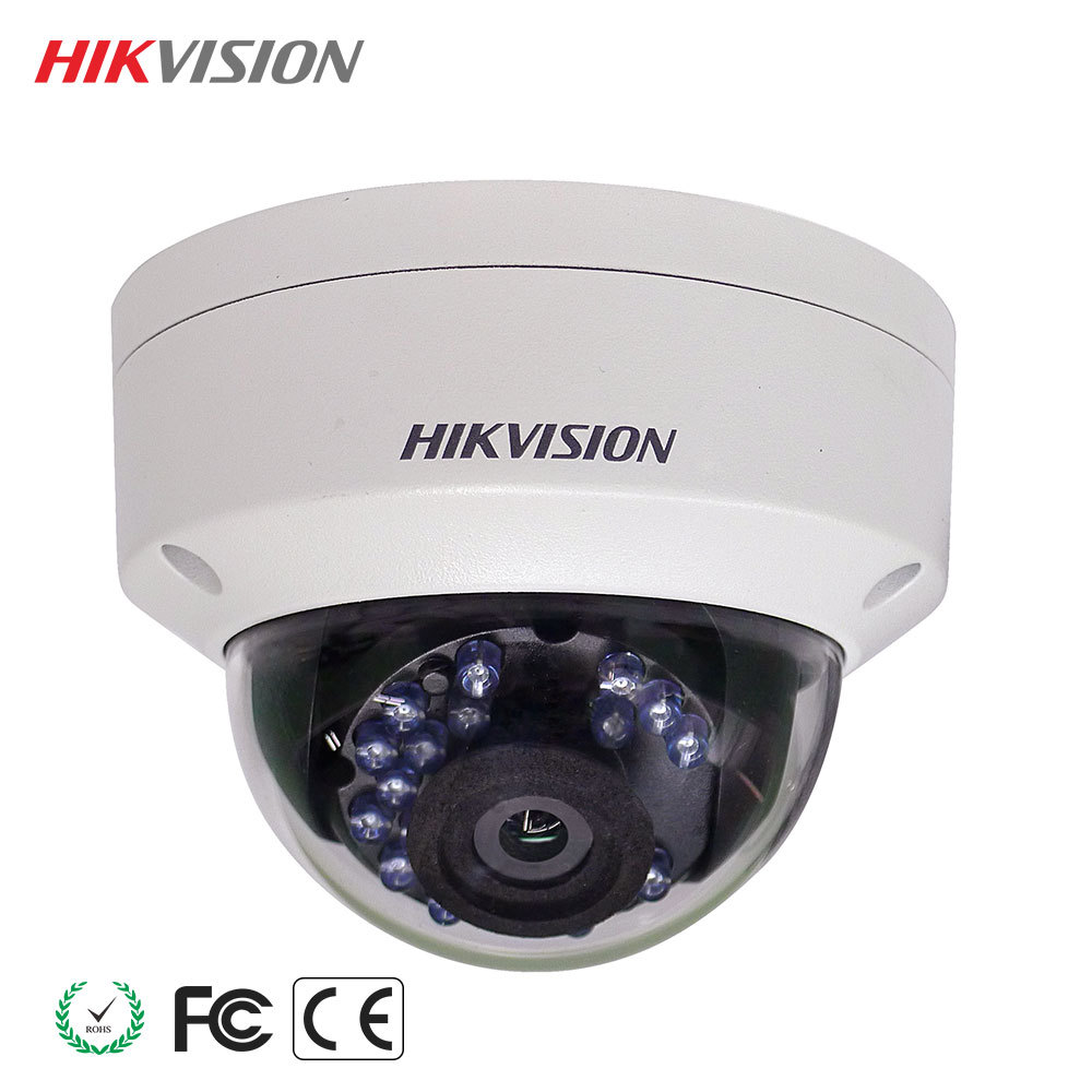 Hikvision 4MP WDR Fixed Dome Network Camera home/business surveillance camera IP CCTV DS-2CD2142FWD-IS