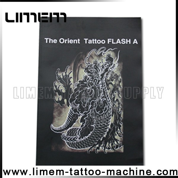 The Latest Fanshion custom design Tattoo Book