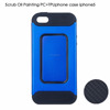 PC + TPU Mobile Phone case for iPhone 5/iPhone5S