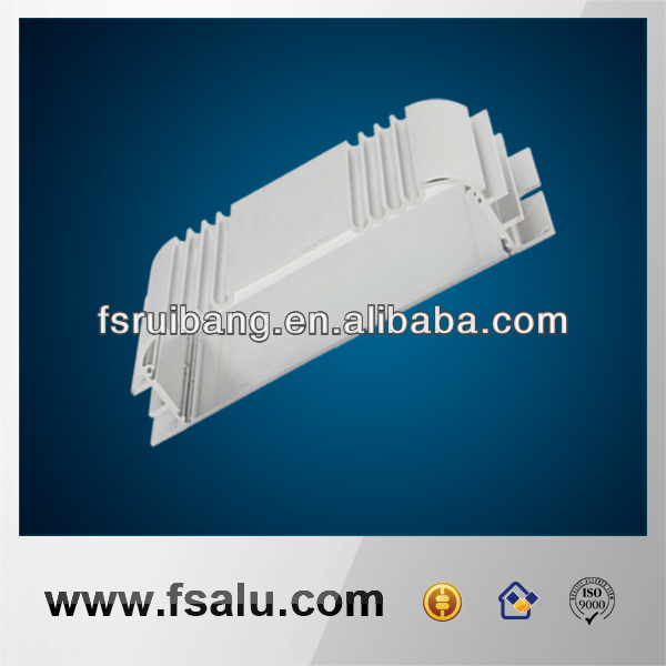 OEM precision outlet extruded aluminum boxes