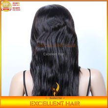 Top grade 100% pretty girl fashion unprocessed human hair,cheap price full lace wigs with bady hair