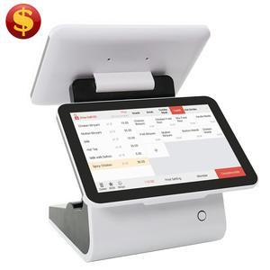 CashCow manufacturer 15.6 inch android qr code pos terminal with software