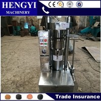 CE approved cocoa butter hydraulic oil press machine/olive hydraulic oil press machine for hot sale