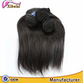 Factory price cheap grade 7A Brazilian remy hair weaves for south africa