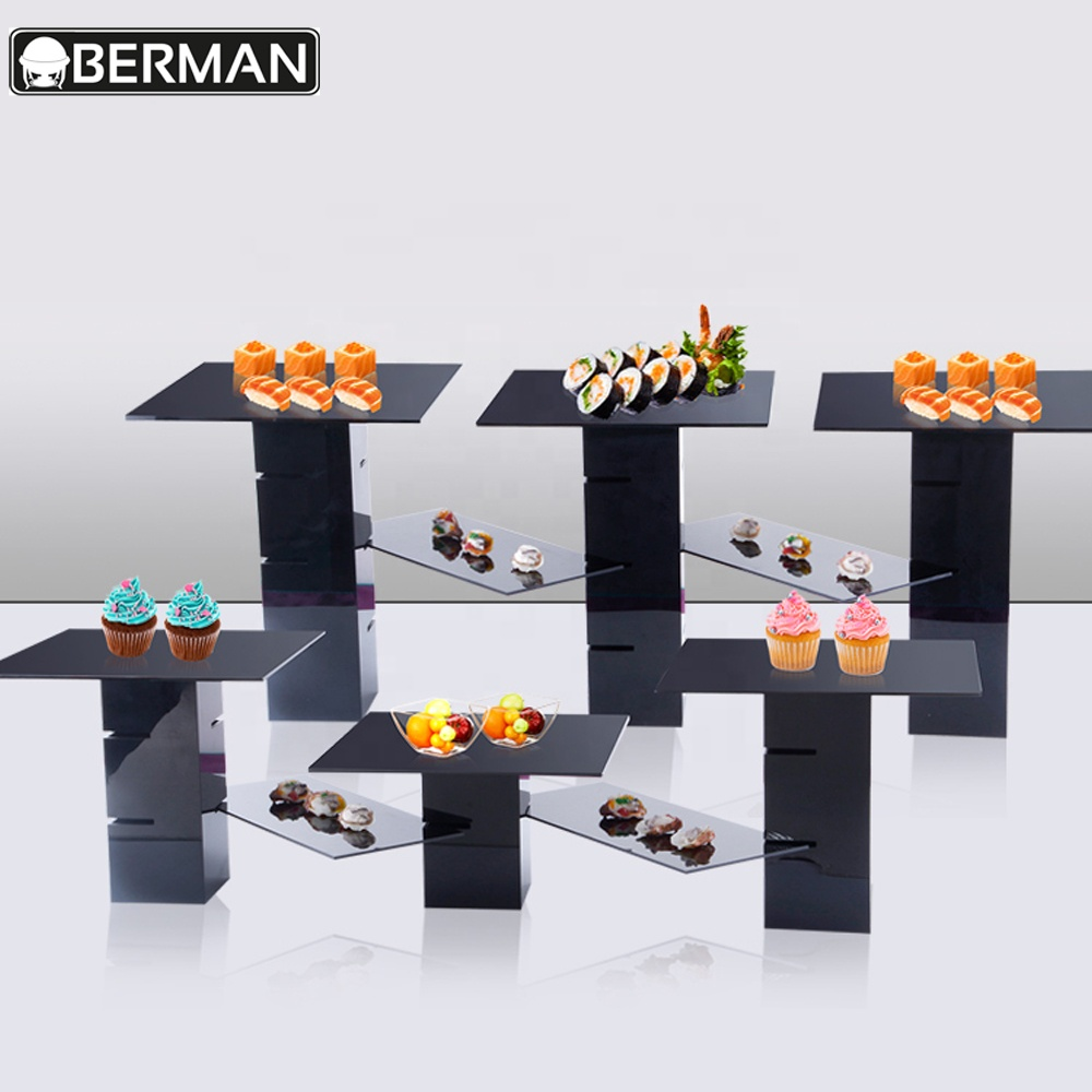 Arabic bar led lighting cupcake stand hotel restaurant catering decorations party equipment for sale