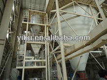Sodium silicate spray dryer, drying machine (spray dryer)