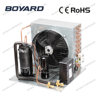 Boyard refrigeration freezer r404a condensing unit for cold room storage