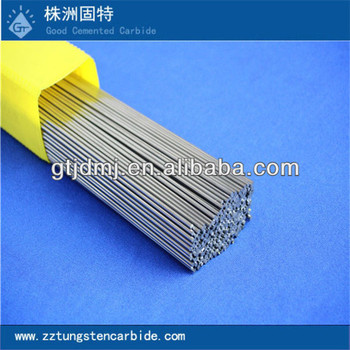Carbon tungsten carbide/steel round bar