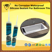 No Corrosion Waterproof Silicone Sealant For Bathroom Tile