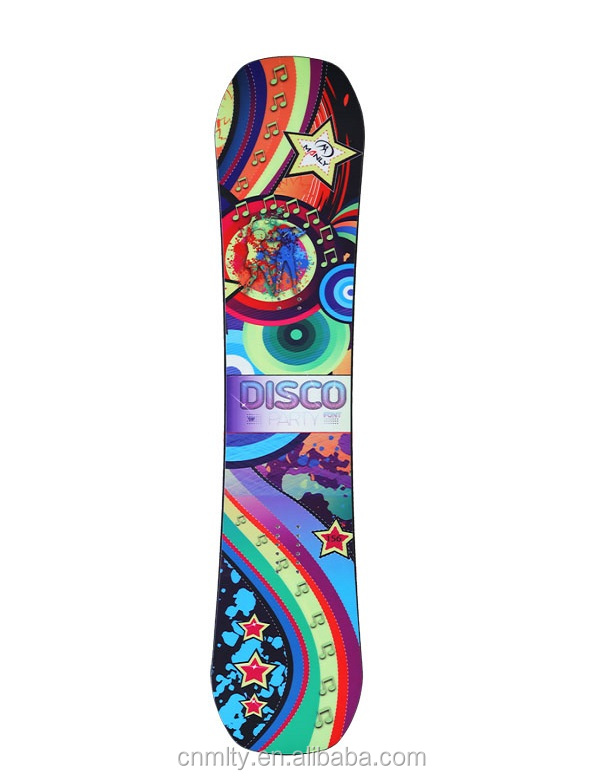 Hot sales Carbon fiber snow board in low price