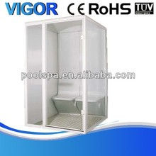 Portable steam room,one person portable steam sauna room,home steam room kits
