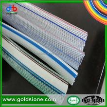 pvc non toxic fiber hose for deliver liquid gas