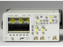 Agilent DSO6012A Oscilloscope: 100 MHz, 2 channels