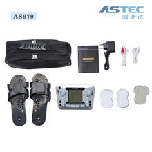 hot china products wholesale 2 channels smart tens electronic pulse massager