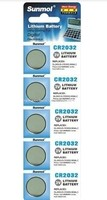 Lithium button cell battery CR2016, CR2032,CR2025, CR2450 etc