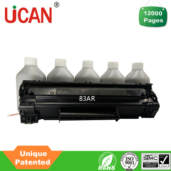 12,000 Pages high yield premium quality compatible Laser Printer Toner Cartridge for hp 83a 85a 78a 35a 36a 88a 12a