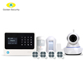 Amazon Alexa voice control TCP/IP cloud Wireless WIFI/GPRS home security system support CID function