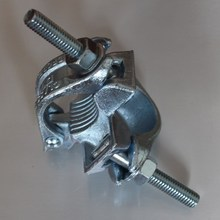 90 degree forged British scaffolding clamp coupler